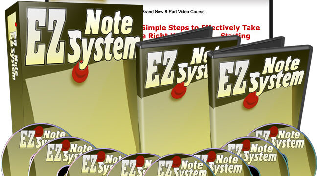 EZ Note System Review