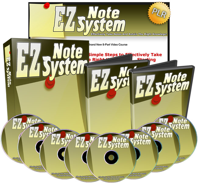 EZ Note System