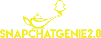 Snapchat Genie 2.0 Logo